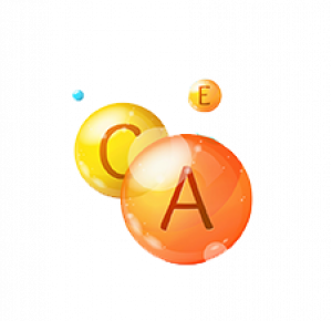 Определение усвояемости витаминов A, E, C
